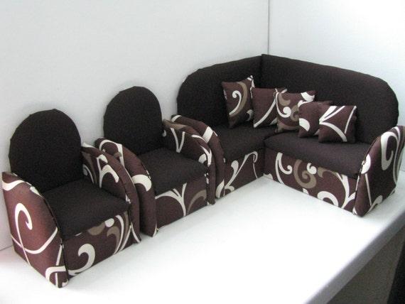 12 inch doll furniture upholstered doll furniture corner