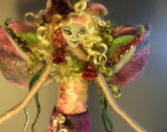 "Springtime Fairie ""Spread your wings and fly""!"