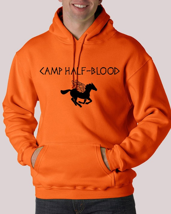 Camp half blood shirt hoodie sweater kids new york by for Custom t shirts long island ny