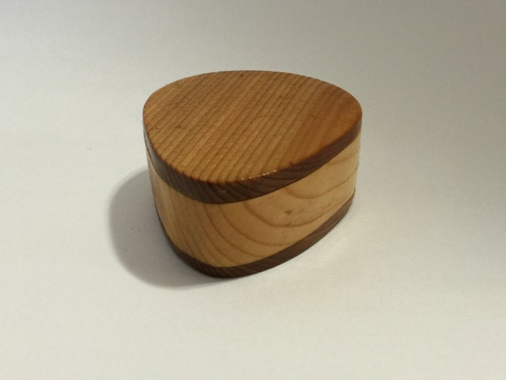 made to order wooden guitar pick box pine and by memorabletimbers. Black Bedroom Furniture Sets. Home Design Ideas
