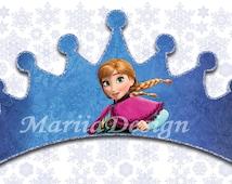 Frozen Crown Anna