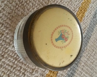 Vintage Make Up Jar