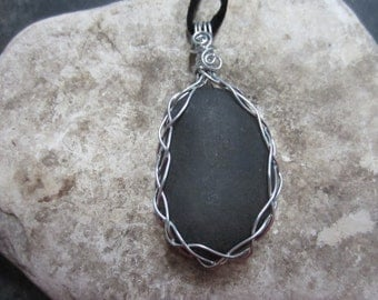 braided wire wrapped stone