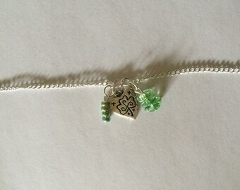 Luck of the Irish Anklet