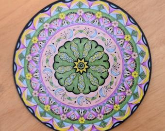 """8"""" Mandala Wall Art - """"Louise"""""""