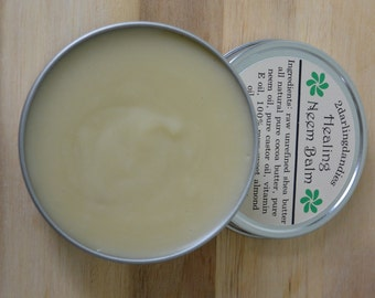 All Natural Healing Neem Balm