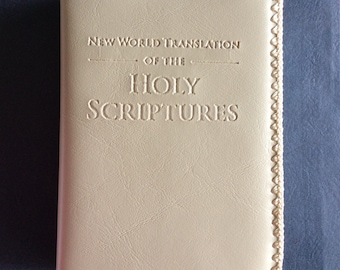 NWT Pocket Size Bible Cover