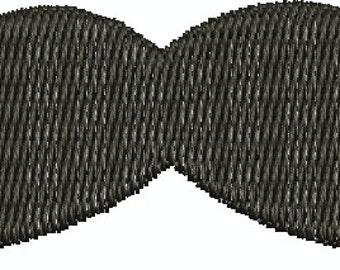 Moustache - Digital embroidery design