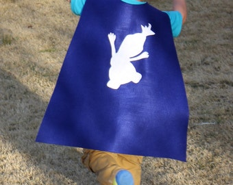 Frozen Olaf inspired Felt Cape ... for dress up... Prince or Princess Costume. Great for Birthday Parties & PreSchool Graduation Gift!