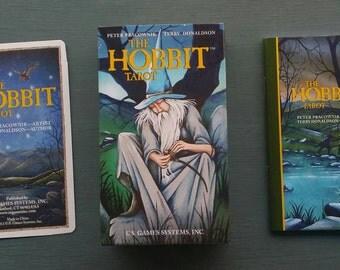 The HOBBIT Tarot card deck