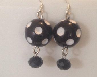 Evil eye beads from Cape verde Islands.