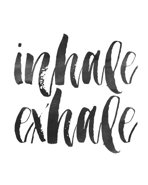 inhale exhale, meditation, inner peace, yoga