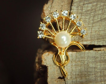 Thistle Brooch #5334