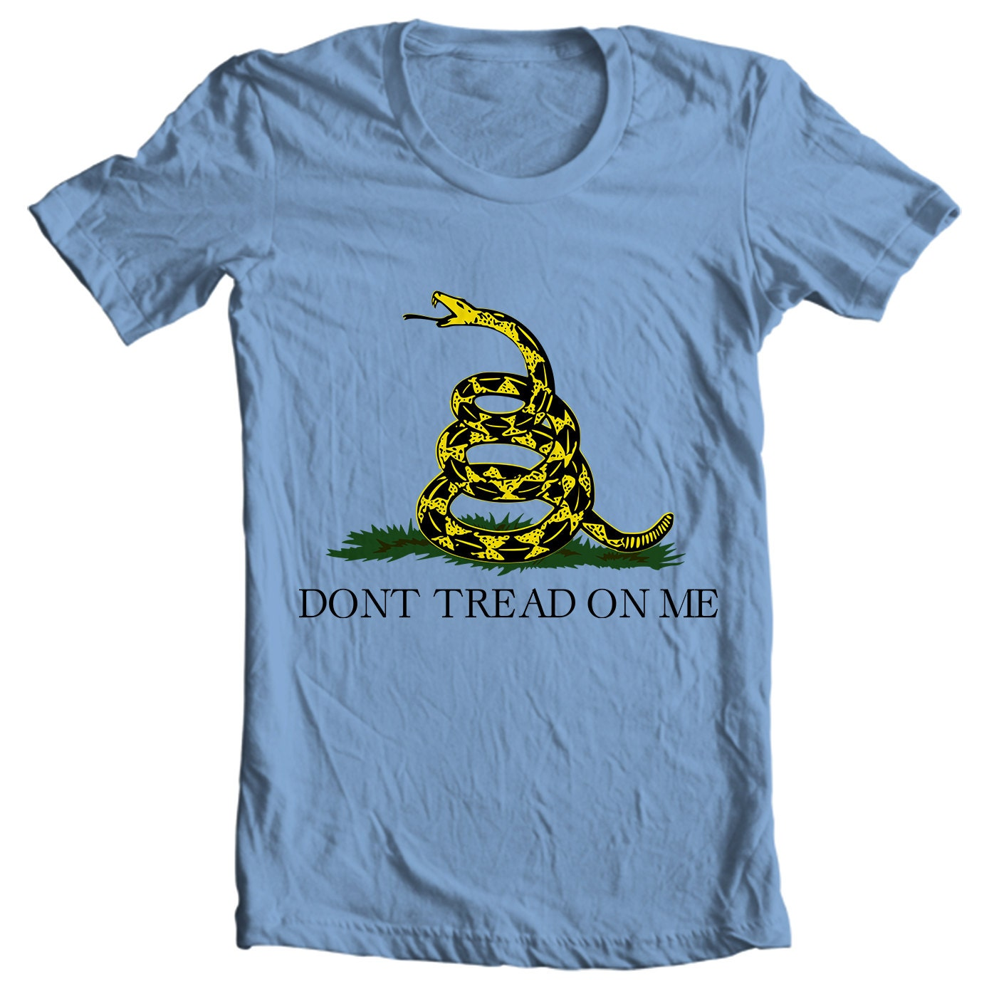 Historical Gadsden Flag T-shirt