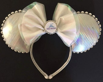 Space Mountain Mouse Ears