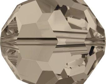 Swarovski Crystal Round Beads 5000 - 3mm 4mm 6mm 8mm 10mm - Griege