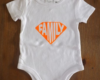 FAMILY Baby Onesies FREE SHIPPING