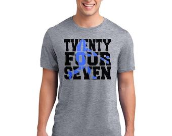 24/7 BASEBALL Any Color Any Color Shirt
