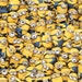 "368 Despicable Me Yellow Packed Minions 100% cotton 43"" fabric by the yard (36"") IN STOCK NOW!"