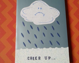"Handmade ""Brighter Days"" Card"