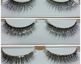 False Extension / Sparkle Eyelashes