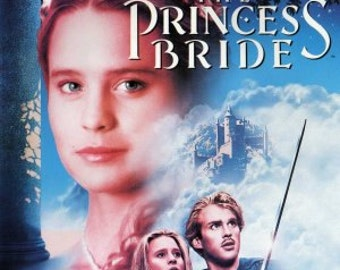 The Princess Bride Movie Poster Banner