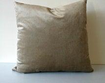 Neutral honey beige Velvet Pillow Cover - honey beige velvet cushion -  light gold velvet décor pillow - light gold velvet throw pillow