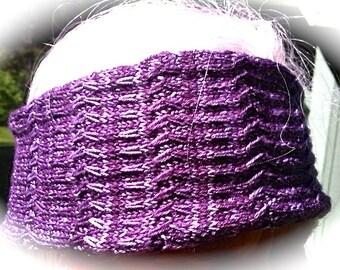 Slipstitch Spring Headband Knitting Pattern (PDF Download)