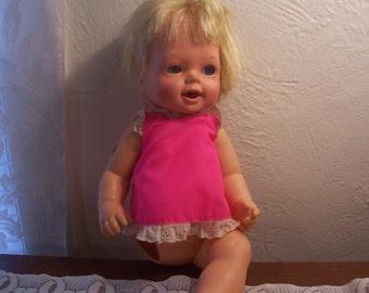 Vintage Mattel Talking or Moving Doll