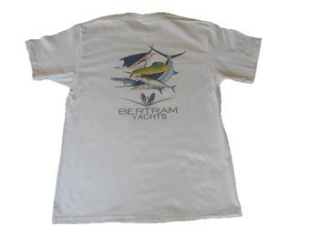 Bertram Yachts Fishing T-Shirt