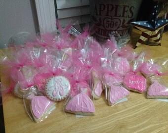 Ballerina cookies-1 dozen