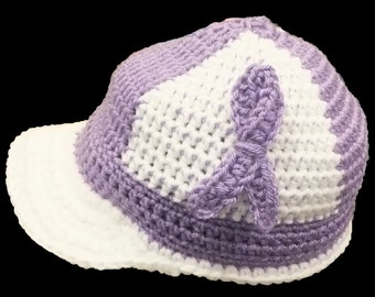 Relay for Life Cancer Awareness Hat