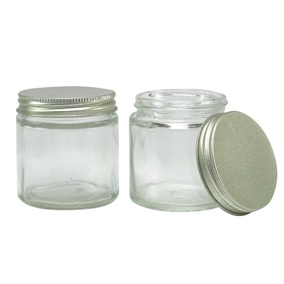 4 oz mason jars empty glass jars clear glass jars. Black Bedroom Furniture Sets. Home Design Ideas