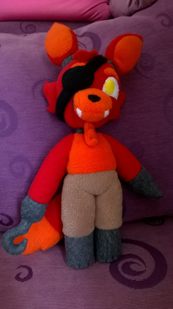 To fnaf foxy plush on etsy click for details kawaii foxy plush fnaf
