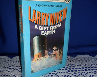 1987 Larry Niven - A Gift from Earth, A Known Space Novel