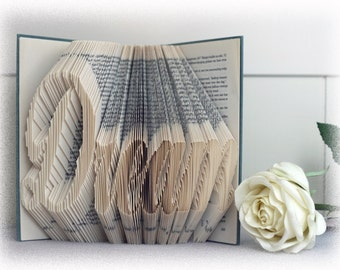 Book Folding Pattern Dream + FREE Tutorial