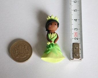 Princess Tiana Miniature Figure