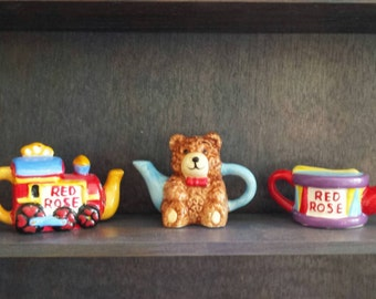 RED ROSE Tea Collection ( complied Toy Chest Collection 8 Figures )