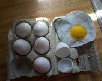 6 count Egg Carton