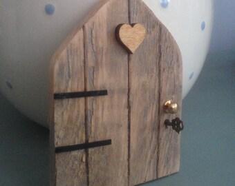 Rustic Fairy Door (small)