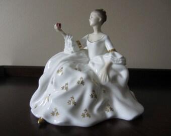Royal Doulton 'My Love', 7 inch, HN-2339