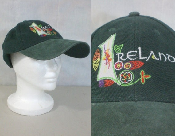 mens ireland hat baseball hat mens cap embroidered hat