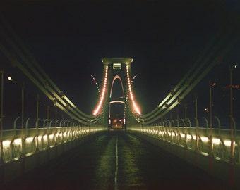 England // Bristol Bridge