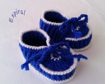 Crochet newborn booties baby shoes newborn baby, boy, child