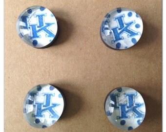 University of Kentucky Polkadot Magnets