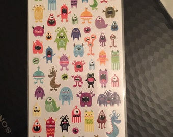 Sticko Monster Stickers