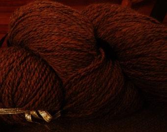 Four Lots of Alpaca and Alpaca Blended yarn.