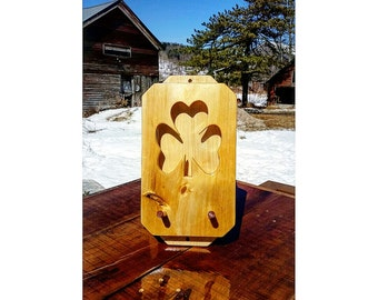 Handmade Snowboard Racks