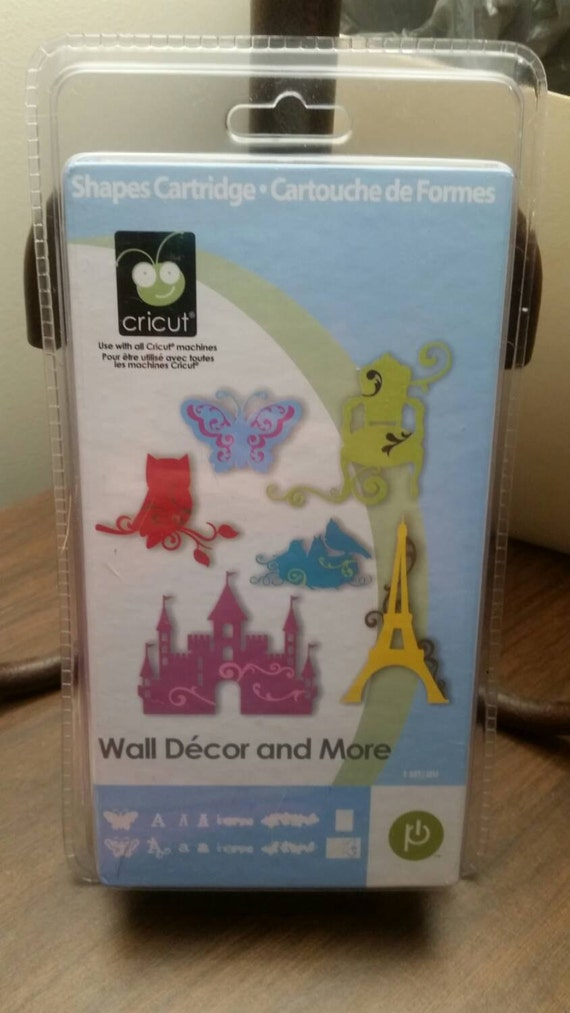 Cricut Cartridge Wall Decor and More by KpDigitalCreations ...