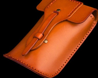 handmake leather small bag crossbody bag shoulder bag.